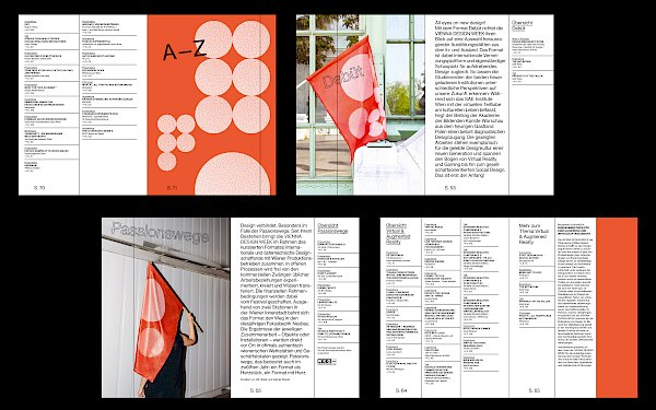 Vienna Design Week, 2018, Editorial, Design: Bueronardin