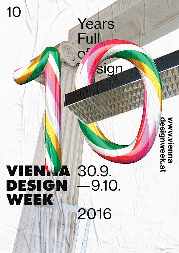 Vienna Design Week, 2016, Kommunikation, Design: Bueronardin