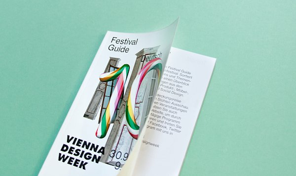 Vienna Design Week, 2016, Editorial, Design: Bueronardin