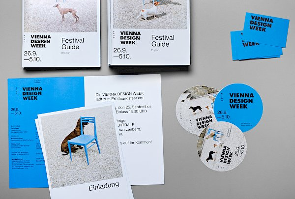 Vienna Design Week, 2014, Kommunikation, Editorial, Design: Bueronardin