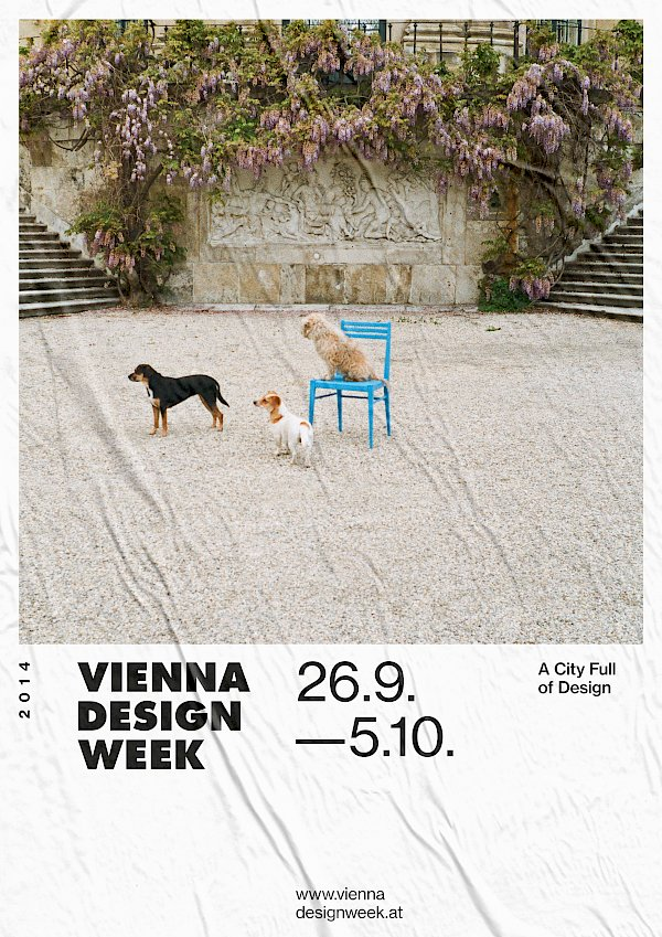 Vienna Design Week, 2014, Kommunikation, Design: Bueronardin
