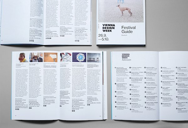 Vienna Design Week, 2014, Editorial, Design: Bueronardin