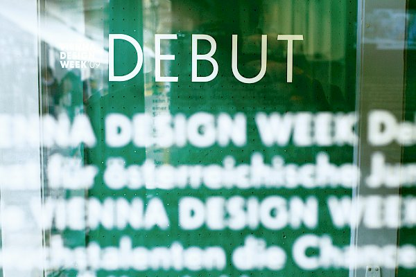 Vienna Design Week, Debut, Orientation, Design: Bueronardin